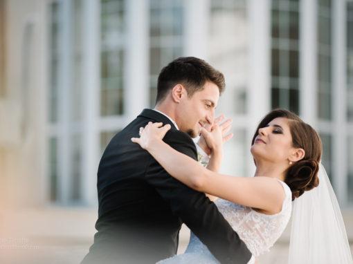 fotografii nunta Andreea si Ionut